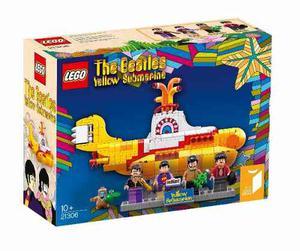 Lego Original The Beatles Yellowsubmarine Envíogratis