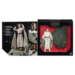 Luke Skywalker Jedi Master Deluxe Star Wars Black Series
