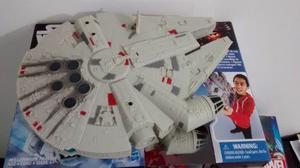 Nave Star Wars Halcon Milenario Hasbro 25 Cm