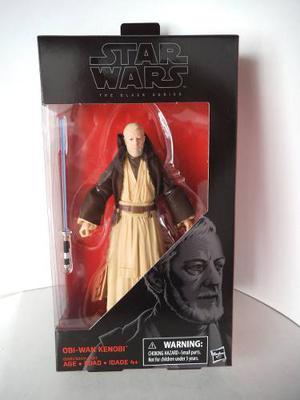 Obi Wan Kenobi Star Wars Black Series Hasbro