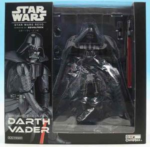 Revoltech Revo Darth Vader Star Wars Kaiyodo