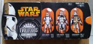Star Wars | Evolutions Pack | Clonetrooper To Stormtrooper