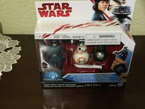 Star Wars Force Link The Last Jedi Rose Bb-8 Vs Bb-9e