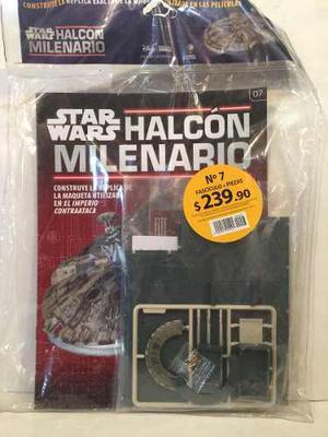 Star Wars Halcón Milenario #7 Planeta De Agostini
