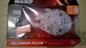 Star Wars Halcon Milenario Control Remoto Hasbro Nave Sw