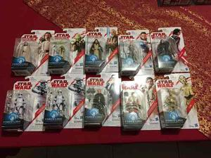 Star Wars Paquete De Figuras 3.75 Yoda/obi Wan Force Link
