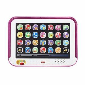 Tablet De Aprendizaje Crece Conmigo Fisher Price Rosa