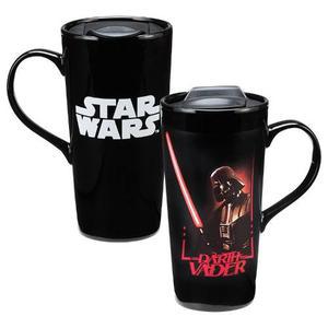 Thermo Darth Vader Starwars Aparece Sable De Luz Taza Viaje