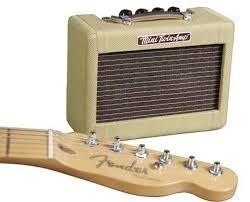 Amplificador Fender Mini 57 Twin Amp. De 1 Watt