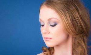 Ciclorama Papel Fondo Blue Jean Para Estudio Fotografico