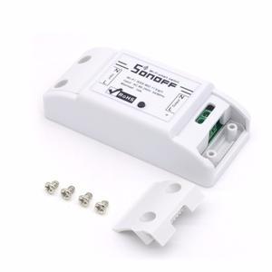 Control Remoto Con Wifi Sonoff Domotica Rele Inalambrico