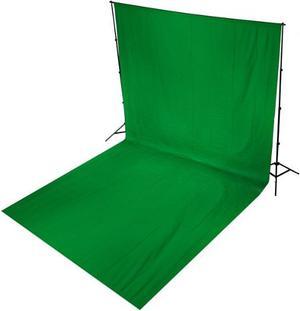 Fondo Pantalla Verde Chroma Key Efectos Especiales 6x3m
