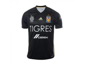 Jersey Tigres Tercera % Original. Envío Gratis
