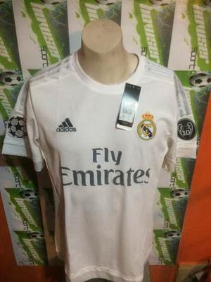 Jersey adidas Real Madrid 100%original Champions  Oferta