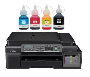 Multifuncional Brother Mfc-t800w Con Tinta Continua Original