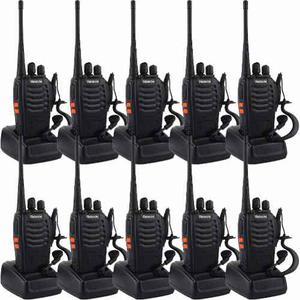 Radio Retevis H-777 Walkie Talkie Uhf mhz C/auricular