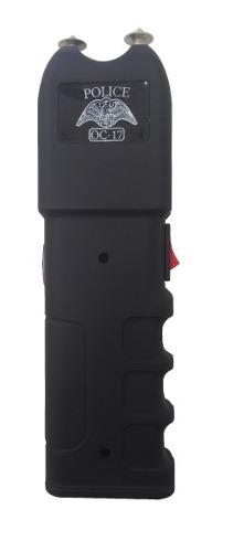 Stun Gun Taser Paralizador Profesional Police Oc-17 Original