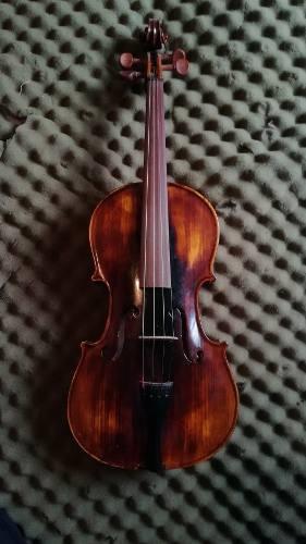 Viola De Corte Antiguo Muy Bonita(no Tiene Marca)