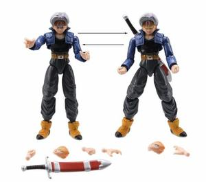 Figura De Trunks Del Futuro Dragon Ball Z, Envío Gratis
