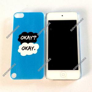 Funda Crystal Case Ipod Touch 5 Bajo La Misma Estrella Okay?