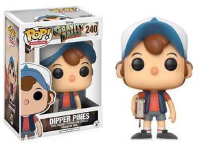 Funko Pop Dipper Pines Gravity Falls Envio Gratis