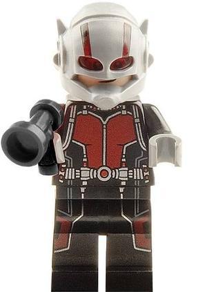 Genial Figura Ant Man Hombre Hormiga Compatible Bloques