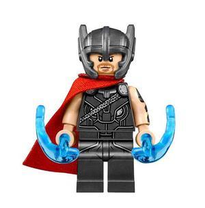 Genial Figura Sax 57 Thor Ragnarok Compatible Bloques