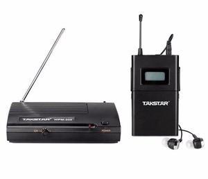 In Ear Monitor System Inalambrico Wpm-200 Takstar C/envio