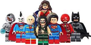 Liga De La Justicia Justice League  Compatible Bloques