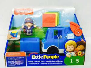 Little People Camion Postal Fisher Price