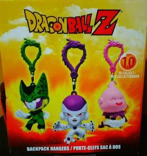 Llavero Esfera Dragón Ball Z, Goku, Vegeta,
