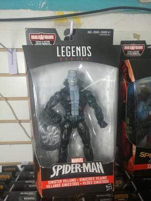 Marvel Legends Spiderman Homecoming Envío Gratis Cada Uno