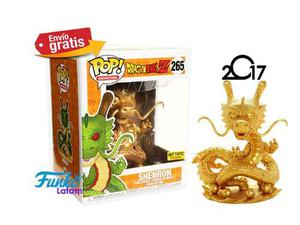 Shenron Funko Pop Dragón Ball Esferas Del Dragon Shen Long