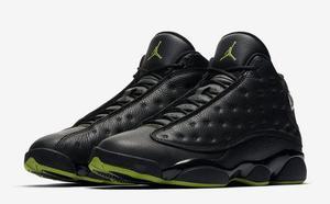 Tenis Air Jordan 13 Black & Altitude Originales Y En Caja