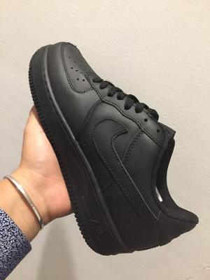 Tenis Nike Air Force One Negro Envio Gratis Dhl Mejor Precio