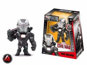 War Machine Marvel Civil War Jada Metal Diecast M59