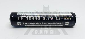 Batería Pila Litio Trustfire Aaa mah Protegida
