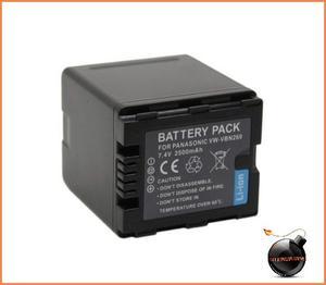 Bateria Vw-vbn260 Panasonic Videocamara Hdc-tm900ee Efk Egk