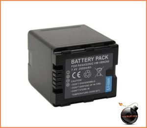 Bateria Vw-vbn260 Panasonic Videocamara Hdc-tm900gk Tm900k