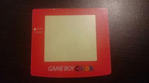 Mica Para Gameboy Color Roja