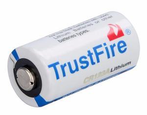 Pila Batería Trustfire Cr123a Crv, Envío Gratis