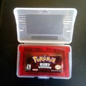 Pokemon Ruby Version Re-pro Gba + Envio Gratis