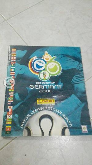 Album Futbol Mundial Alemania