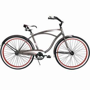 Bicicleta Cruiser Huffy Cranbrook R26 Para Caballero