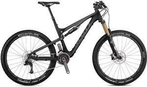 Bicicleta De Montana Scott Genius 700 Sl De Fibra De Carbon