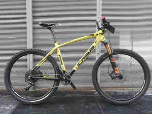Bicicleta Icarus Fibra De Carbono Xc Trail 27.5