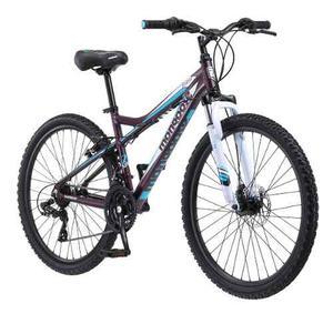 Bicicleta Mongoose Feature Dim Rodada 26 Aluminio 21vel