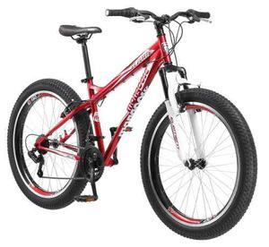Bicicleta Mongoose Mtb Elevate Llanta Fat 3.0 Rodv