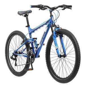 Bicicleta Mongoose Mtb Launch 2.2 Dh Aluminio Rvel