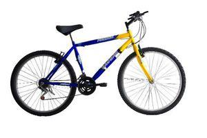 Bicicleta Montaña Peregrina Rodada 26 Con 18 Vel